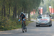 "Michael Barry, Team Sky - #17 -52"" -- 2011 Tour of Beijing ITT"