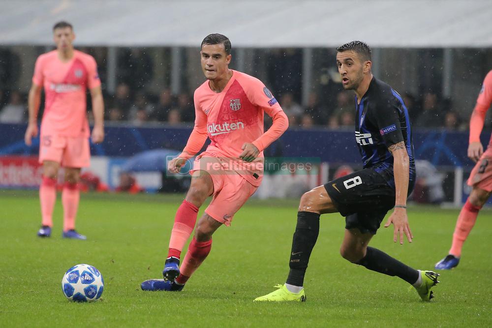 صور مباراة : إنتر ميلان - برشلونة 1-1 ( 06-11-2018 )  20181106-zaa-n230-428