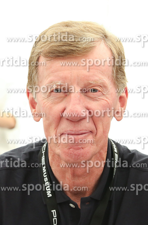 18.07.2015, Gröbming, Goebming, AUT, Ennstal Classic 2015, Chopard Brunch, im Bild Walter Röhrl // during the Chopard Brunch of Ennstal Classic 2015 in Gröbming in Goebming, Austria on 2015/07/18. EXPA Pictures © 2015, PhotoCredit: EXPA/ Martin Huber