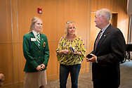4-H Volunteer Conference and award luncheon.<br /> Volunteer of the year and lifetime volunteers are recognized for work with youths across the state.