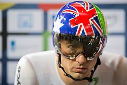 FORMSTON Matt Pilot:  CURRAN Michael, AUS, Tandem 4km Pursuit Qualifiers , 2015 UCI Para-Cycling Track World Championships, Apeldoorn, Netherlands