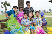 Villarreal Easter at Robert's Point Park- Port Aransas