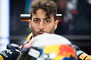 October 27-29, 2017: Mexican Grand Prix. Daniel Ricciardo (AUS), Red Bull Racing, RB13