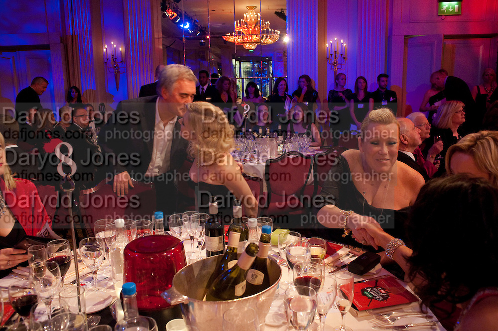 DENIS LAWSON;; EMILIA FOX; KATE HALFPENNY, Specsavers Crime Thriller Awards.  Award ceremony celebrating the best in crime fiction and television. <br /> Grosvenor House Hotel, Park Lane, London. 21 October 2009