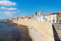 Italie. Sardaigne. Alghero. // Italy. Sardinia. Alghero.