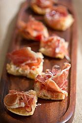 Serrano Ham Bites