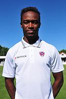 Gerald Kilota - 07.08.2015 - Evian Thonon / Clermont - 2eme journee de Ligue 2<br /> Photo : Philippe Lebrech / Icon Sport