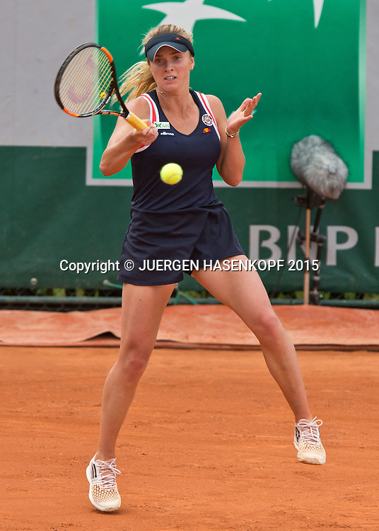 Elina Svitolina (UKR)<br /> <br /> Tennis - French Open 2015 - Grand Slam ITF / ATP / WTA -  Roland Garros - Paris -  - France  - 29 May 2015.