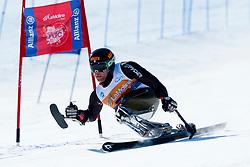 WALKER Tyler, USA, Giant Slalom, 2013 IPC Alpine Skiing World Championships, La Molina, Spain