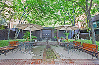 Patio Garden at 245 East 93rd Street