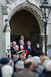 © London News Pictures. 08/11/2012. London, UK. PRINCE PHILIP, The Duke Of Edinburgh officially opening the Field of Remembrance at Westminster Abbey on November 08, 2012. The Field of Remembrance at Westminster Abbey pays tribute to all the brave Service men and women who have served in our Armed Forces since World War I. Photo credit: Ben Cawthra/LNP