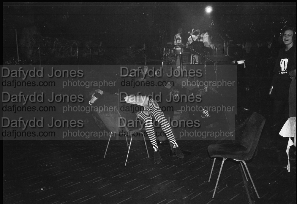 Teenage Ball. Hammersmith Palais. 1984 approx.  *** Local Caption *** -DO NOT ARCHIVE-© Copyright Photograph by Dafydd Jones 66 Stockwell Park Rd. London SW9 0DA Tel 020 7733 0108 www.dafjones.com