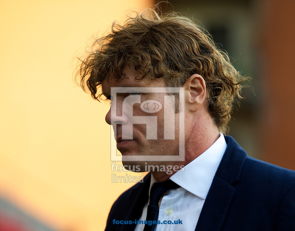 Manager Mauro Milanese  of Leyton Orient  before the Sky Bet League 1 match at the Matchroom Stadium, London<br /> Picture by Alan Stanford/Focus Images Ltd +44 7915 056117<br /> 01/11/2014