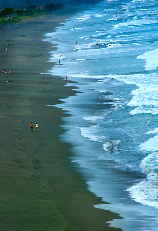 Costa Rica, Playa Hermosa, Pacific Ocean, Beach