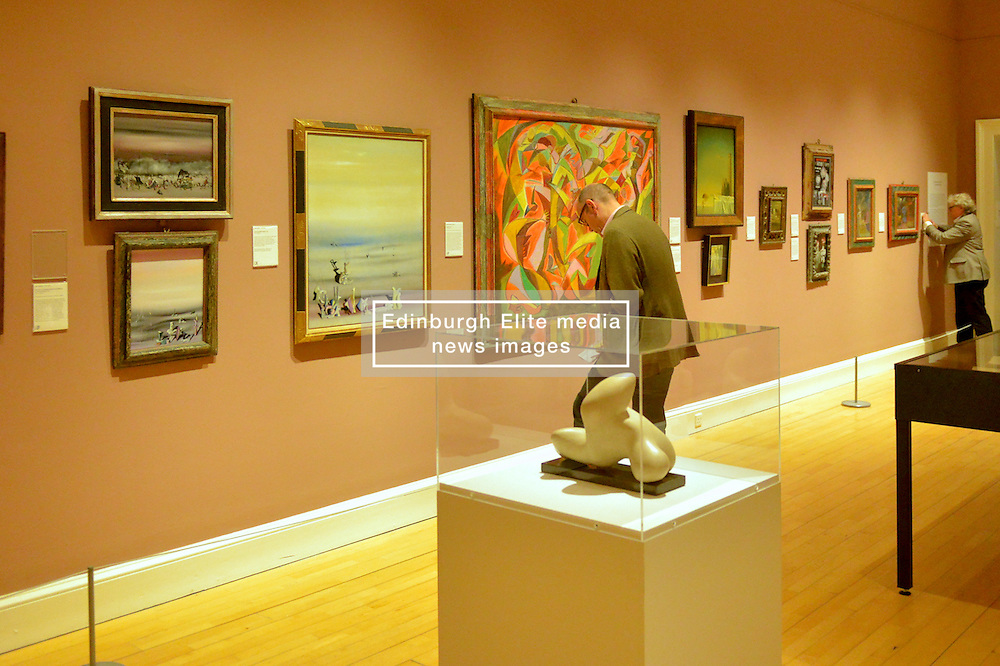 Scottish National Gallery of Modern Art  (Modern One) Surreal Encounters Collection, Edinburgh, 2nd June 2016, <br /> (c) Brian Anderson | Edinburgh Elite media