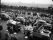 19/11/1960 Congo Troop Funerals