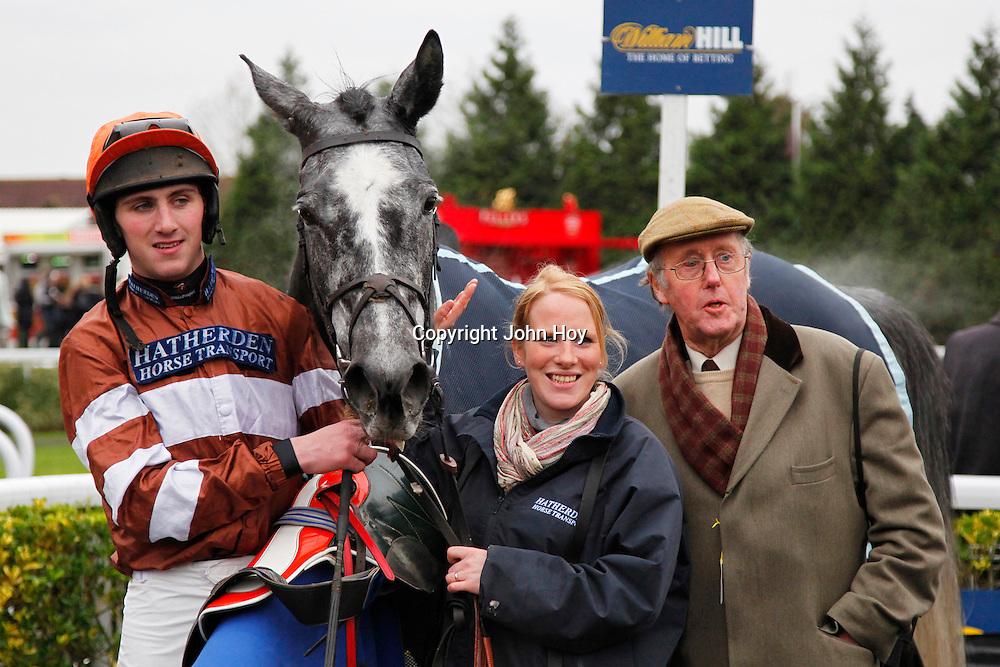 Kentford Grey Lady winning connections