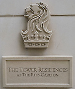 Tower Residences at the Ritz-Carlton in Dallas on Wednesday, April 17, 2013. (Cooper Neill/The Dallas Morning News)
