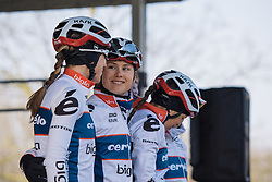 - 2016 Omloop het Nieuwsblad - Elite Women, a 124km road race from Vlaams Wielercentrum Eddy Merckx to Ghent on February 27, 2016 in East Flanders, Belgium.