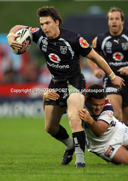 Warriors wing Aidan Kirk.<br />