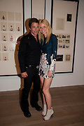ROB LOWE; GWYNETH PALTROW, A Living man declared Dead and Other Chapters. Taryn Simon. Tate Modern, London. 24 May 2011. <br /> <br />  , -DO NOT ARCHIVE-© Copyright Photograph by Dafydd Jones. 248 Clapham Rd. London SW9 0PZ. Tel 0207 820 0771. www.dafjones.com.