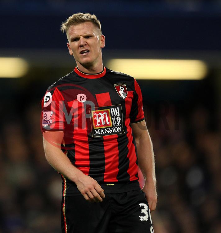 Matt Ritchie of Bournemouth - Mandatory byline: Robbie Stephenson/JMP - 05/12/2015 - Football - Stamford Bridge - London, England - Chelsea v AFC Bournemouth - Barclays Premier League