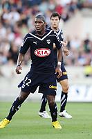 FOOTBALL - FRENCH CHAMPIONSHIP 2010/2011 - L1 - GIRONDINS DE BORDEAUX v TOULOUSE FC - 15/08/2010 - PHOTO GUY JEFFROY / DPPI - ANTHONY MODESTE (BOR)