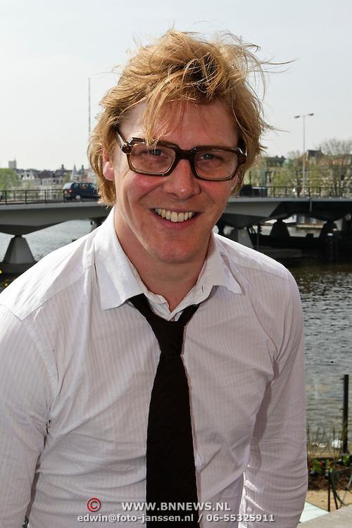 "NLD/Amsterdam/20100428 - Presentatie cast speelfilm ""Loft"", Gijs Naber"
