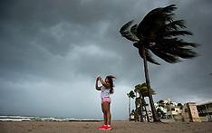 Much Of South Florida Under Flood Watch - 10 Sep 2017