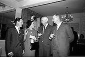 1965 - Hennessy Press reception at the Gresham Hotel, Dublin