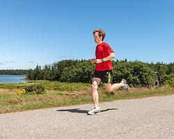 Great Cranberry Island Ultra 50K road race: Nick Wheeler