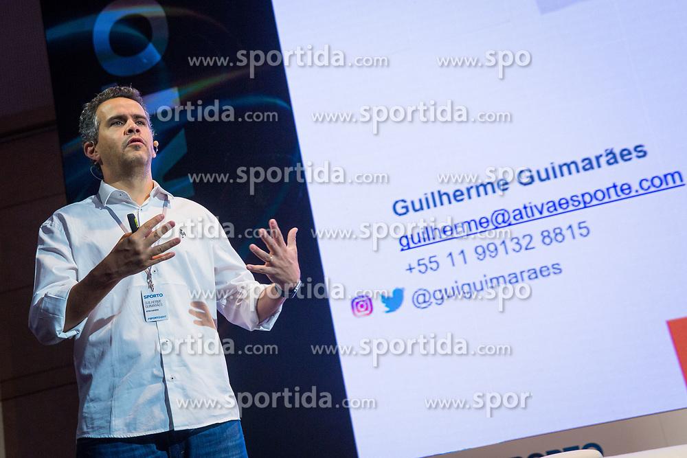 Guilherme Guimaraes (Ativa Esporte) during Sports marketing and sponsorship conference Sporto 2017, on November 16, 2017 in Hotel Slovenija, Congress centre, Portoroz / Portorose, Slovenia. Photo by Vid Ponikvar / Sportida