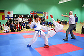 Cat 57 - 16-17yrs - Junior Male Under 61kg Kumite