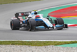 May 11, 2019 - Barcelona, Catalonia, Spain - Williams Mercedes driver Robert Kubica (88) of Poland during F1 Grand Prix free practice celebrated at Circuit of Barcelona 11th May 2019 in Barcelona, Spain. (Credit Image: © Mikel Trigueros/NurPhoto via ZUMA Press)