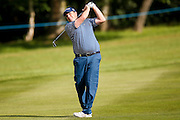 golf professional Anthony Wall  during the BMW PGA Championship at the Wentworth Club, Virginia Water, United Kingdom on 26 May 2016. Photo by Simon Davies.