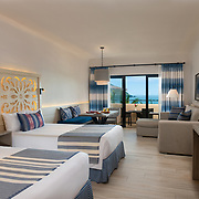 Pueblo Bonito Mazatlan. Room 507 Junior Suite Ocean View Double. Photo by: Victor Elias Photography.