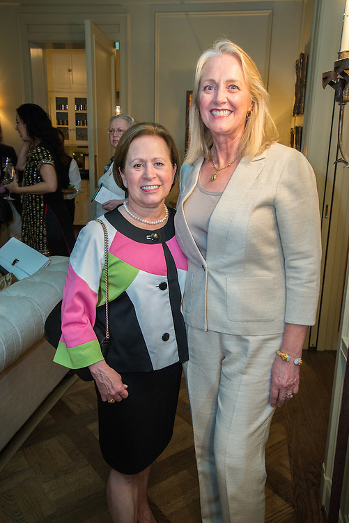 Pam Taylor, Mary Schoettle