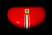 May 20-24, 2015: Monaco - Ferrari nose detail