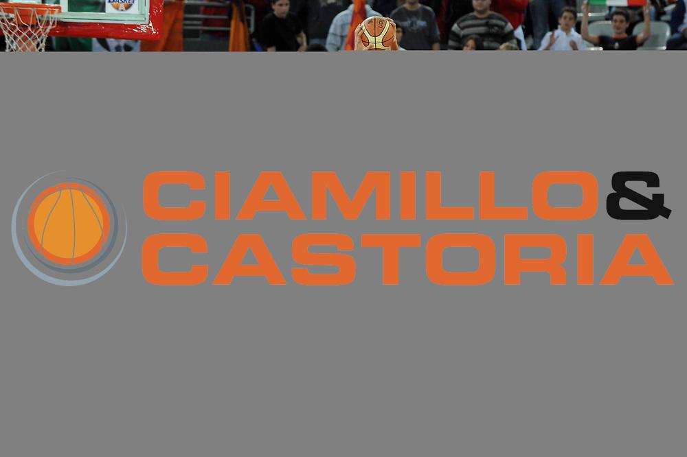 DESCRIZIONE : Roma Lega A 2009-10 Lottomatica Roma Angelico Biella<br /> GIOCATORE : Ibrahim Jaaber<br /> SQUADRA : Lottomatica Roma<br /> EVENTO : Campionato Lega A 2009-2010 <br /> GARA : Lottomatica Roma Angelico Biella<br /> DATA : 08/11/2009<br /> CATEGORIA : Rimbalzo Curiosita<br /> SPORT : Pallacanestro <br /> AUTORE : Agenzia Ciamillo-Castoria/G.Ciamillo<br /> Galleria : Lega Basket A 2009-2010 <br /> Fotonotizia : Roma Campionato Italiano Lega A 2009-10 Lottomatica Roma Angelico Biella<br /> Predefinita :