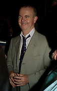 IAN HISLOP, BBC Four Samuel Johnson Prize party. Souyh Bank Centre. London. 15 July 2008.  *** Local Caption *** -DO NOT ARCHIVE-© Copyright Photograph by Dafydd Jones. 248 Clapham Rd. London SW9 0PZ. Tel 0207 820 0771. www.dafjones.com.