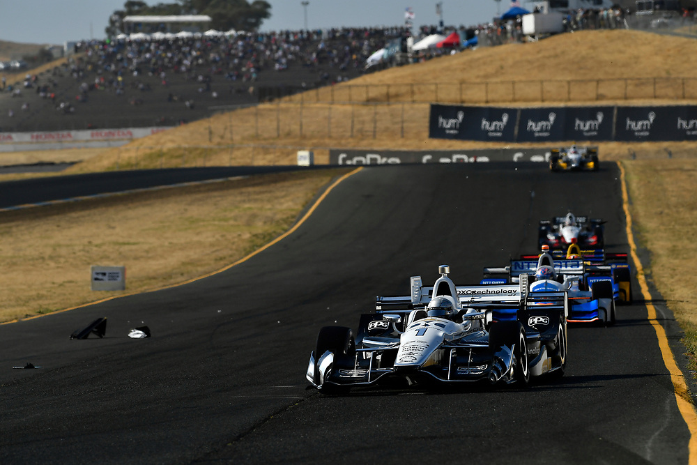 Verizon IndyCar Series<br /> GoPro Grand Prix of Sonoma<br /> Sonoma Raceway, Sonoma, CA USA<br /> Sunday 17 September 2017<br /> Simon Pagenaud, Team Penske Chevrolet<br /> World Copyright: Scott R LePage<br /> LAT Images<br /> ref: Digital Image lepage-170917-son-11056