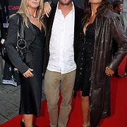 NLD/Amsterdam/20070910 - Voorpremiere Sextet, Carlijn Carter, Playboy hoofdredacteur Jan Heemskerk en ...