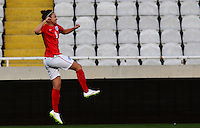 Fifa Womans World Cup Canada 2015 - Preview //<br /> Cyprus Cup 2015 Tournament ( Gsp Stadium Nicosia - Cyprus ) - <br /> Australia vs England 0-3   // Jodie Taylor of England , celebrates after his 1th Goal (0-1)