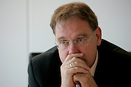 THE NETHERLANDS-THE HAGUE-August 10, 2005. Minister de Geus. Photo: Gerrit de Heus. Den Haag. 10/08/05. Minister de Geus.