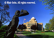 Luzerne County, PA, Courthouse, Sculpture
