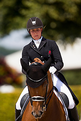 Dufour Cathrine, DEN, Atterupgaards Cassidy<br /> Aachen 2018<br /> © Hippo Foto - Sharon Vandeput<br /> 22/07/18