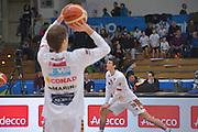 Benjamin Ortner<br /> Dolomiti Energia Aquila Basket Trento - Umana Reyer Venezia<br /> Lega Basket Serie A 2016/2017<br /> PalaTrento 05/02/2017<br /> Foto Ciamillo-Castoria