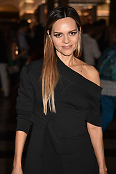 Maria Hatzistefanis at the Balenciaga Shaping Fashion VIP Preview, The V&A Museum, London England. 24 May 2017.<br /> Photo by Dominic O'Neill/SilverHub 0203 174 1069 sales@silverhubmedia.com