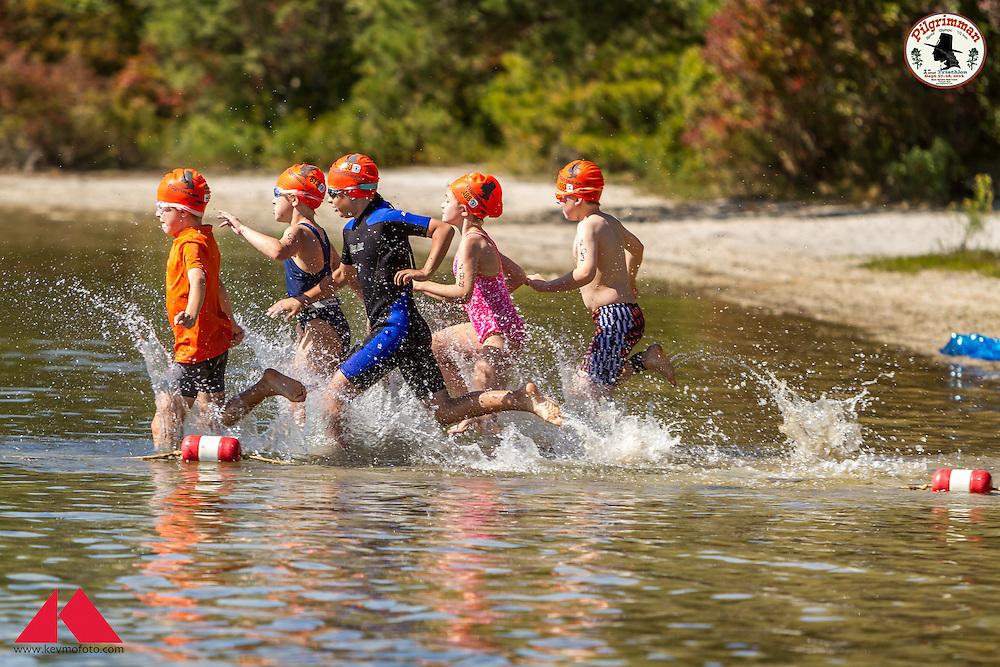 PilgrimmanTriathlon: Junior race