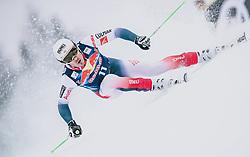 25.01.2020, Streif, Kitzbühel, AUT, FIS Weltcup Ski Alpin, Abfahrt, Herren, im Bild Johan Clarey (FRA) // Johan Clarey of France in action during his run for the men's downhill of FIS Ski Alpine World Cup at the Streif in Kitzbühel, Austria on 2020/01/25. EXPA Pictures © 2020, PhotoCredit: EXPA/ JFK